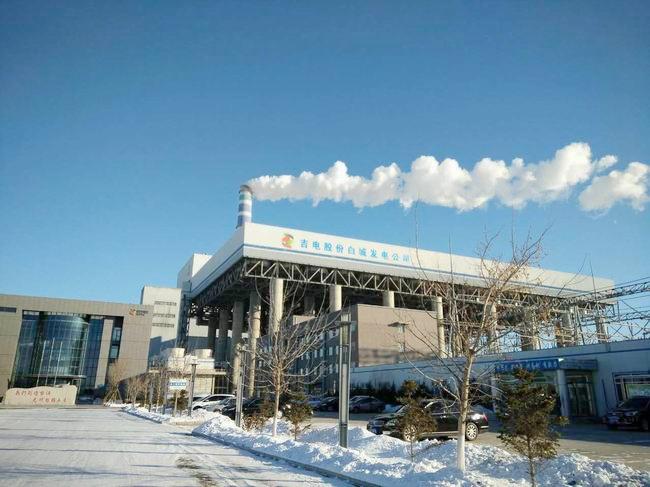 白城发电公司中央空调案例