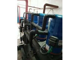 丹佛斯水源热泵工程